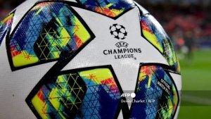 LIGA Champion UEFA 2020-2021 Live SCTV Babak Semifinal ...