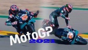 HASIL Kualifikasi MotoGp Tadi Malam, Urutan Start MotoGP ...
