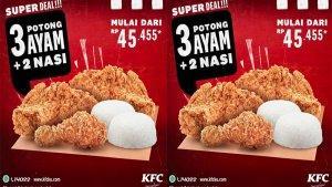 PROMO Winger Bucket KFC, Lezat Ayamnya KFC dan Nikmati ...