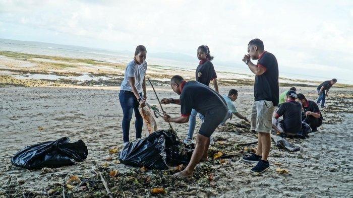 Hotel Sotis Kupang Kampanyekan Bebas Sampah Plastik