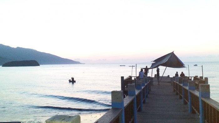 Belum Maksimal, Masyarakat Belum Merasakan Manfaat Dermaga Apung Bita Beach Ende