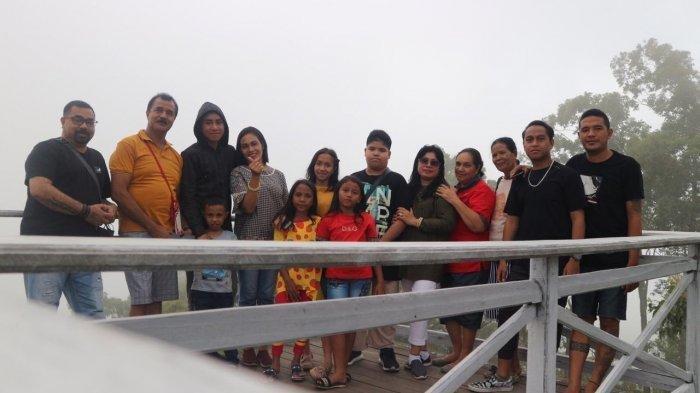 Mengisi Waktu Liburan, Warga Berwisata ke Wolobobo, Ngada