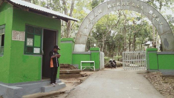 Libur Imlek, Pengunjung Taman Bu'at Sama Dengan Hari Biasa