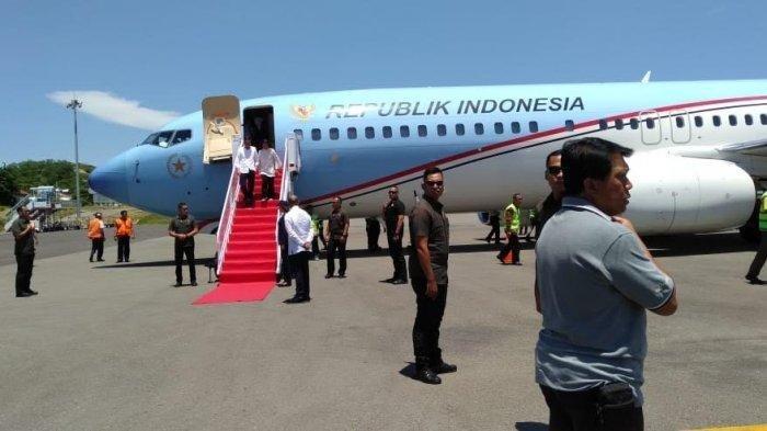 Pemerintah Targetkan Peningkatan Jumlah Penumpang di Bandara Komodo Labuan Bajo 4 Juta Per Tahun