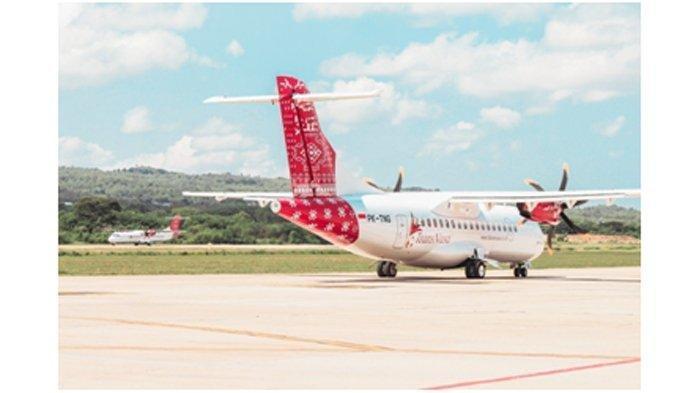 TransNusa Tambah Frekuensi Penerbangan Kupang-Larantuka Jadi Dua Kali Sehari