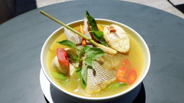 Ikah Kuah Asam, Masakan Tradisional Konsep Modern Dari Amaris Kupang