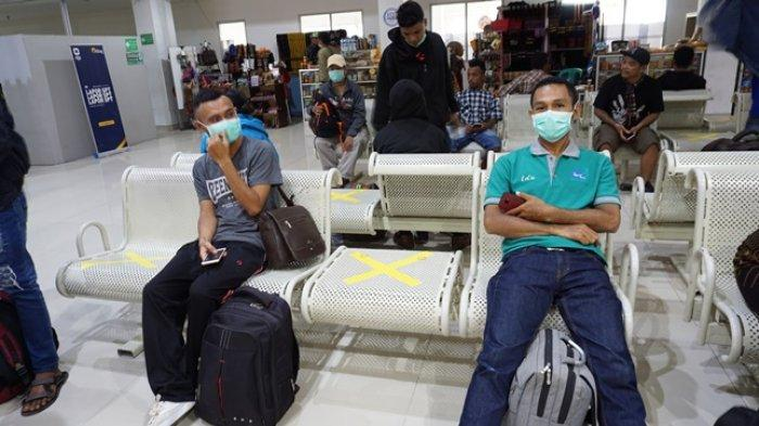 Bandara El Tari Kupang Mulai Terapkan Social Distancing