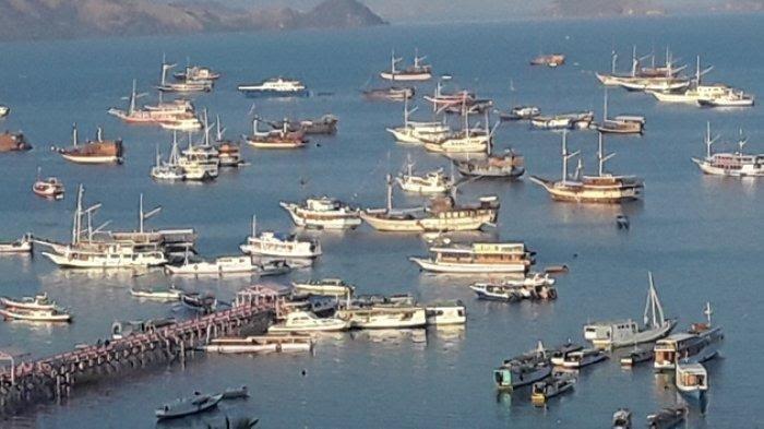 Cuaca Buruk, Kapal Feri di Labuan Bajo Tidak Beroperasi
