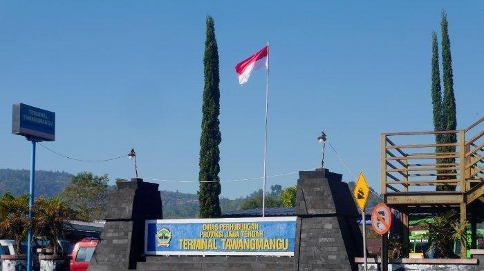 Terminal Tawangmangu, Karanganyar dan Wisata Terdekat di Sekitarnya
