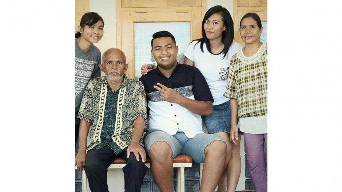 Orangtua dan keluarga Adelaide Ratukore