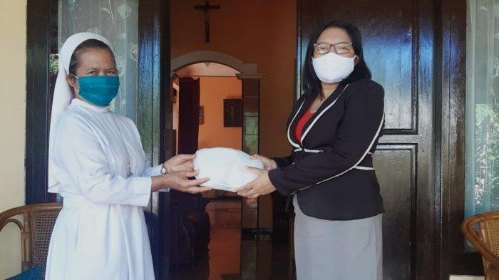 Operations Manager Panin Bank KCU Kupang, Beatrix Ernesta Puteri.