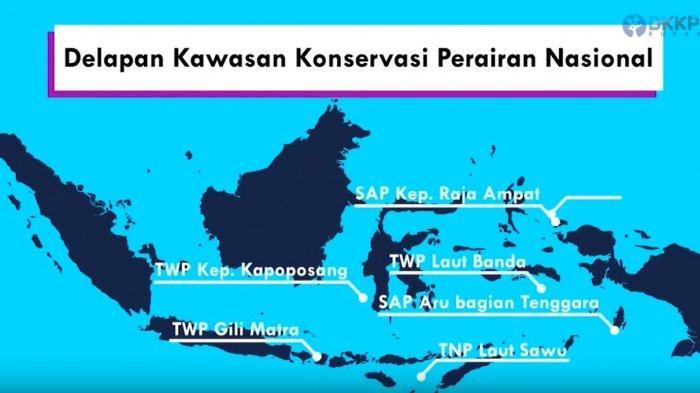 Balai Kawasan Konservasi Perairan Nasional Kupang atau BKKPN Kupang