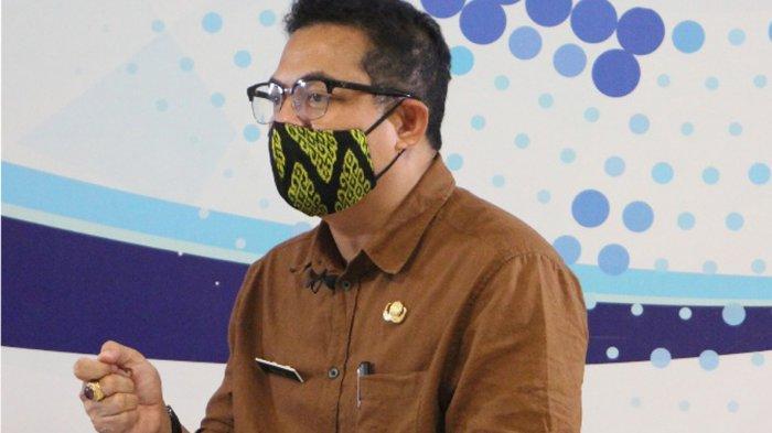 David Mandala, S.Kep Ns, M.Kes, Plt Kadis Kesehatan Provinsi NTT