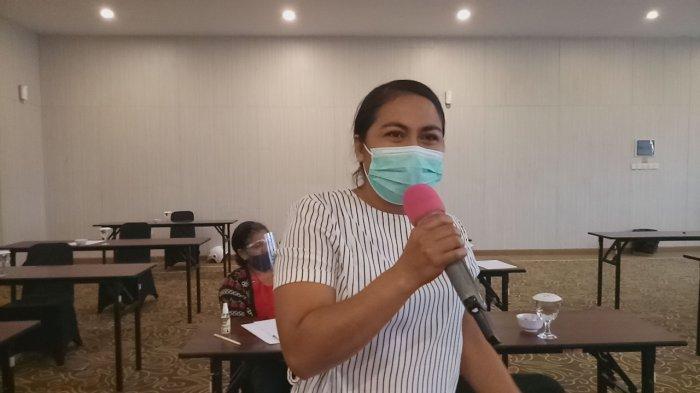 Erna Irawati Gah, Satgas Perlindungan Perempuan dan Anak Desa Oelomin, Kabupaten Kupang, Provinsi NTT, Indonesia