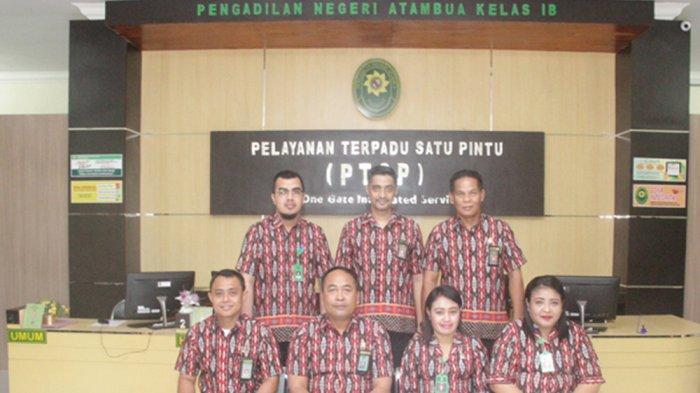 Alamat dan Nomor Telepon Kantor Pengadilan Negeri Atambua Kelas I B Provinsi Nusa Tenggara Timur