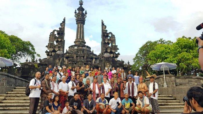 Ikatan Keluarga Besar atau IKB Flobamora Bali