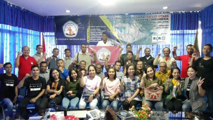Ikatan Keluarga Besar IKB Lio Utara di Jakarta Usung Spirit Milenial