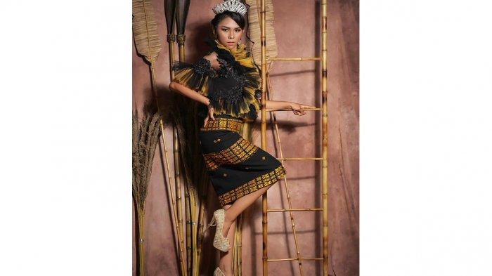 Juenna Ling CN Krowin, Putri Wisata Indonesia Perwakilan NTT 2021