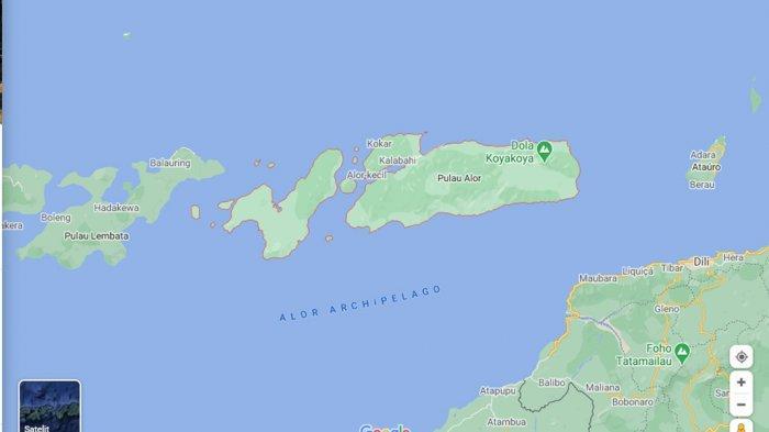 Daftar Kecamatan di Kabupaten Alor, Provinsi Nusa Tenggara Timur ( NTT ), Indonesia.
