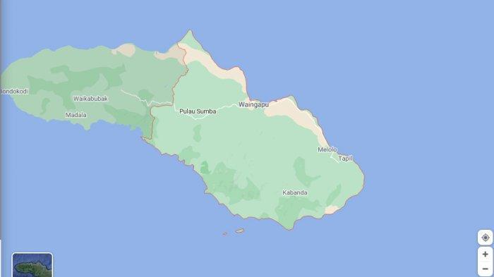 Daftar Kecamatan di Kabupaten Sumba Timur, Provinsi NTT, Indonesia