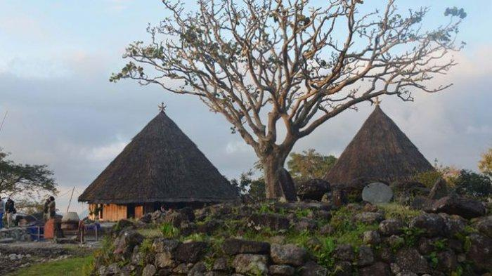 Kampung Tua Ruteng Pu'u di Kabupaten Manggarai