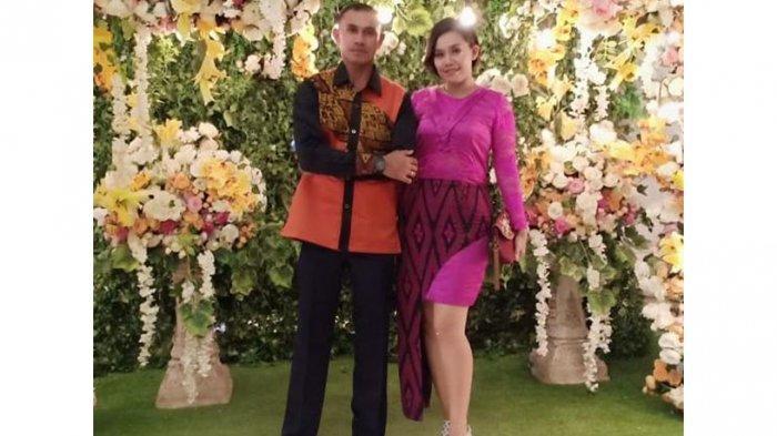 Kaurtuud RST Wirasakti Kupang, Kapten CKM Kandidus Oni bersama keluarga