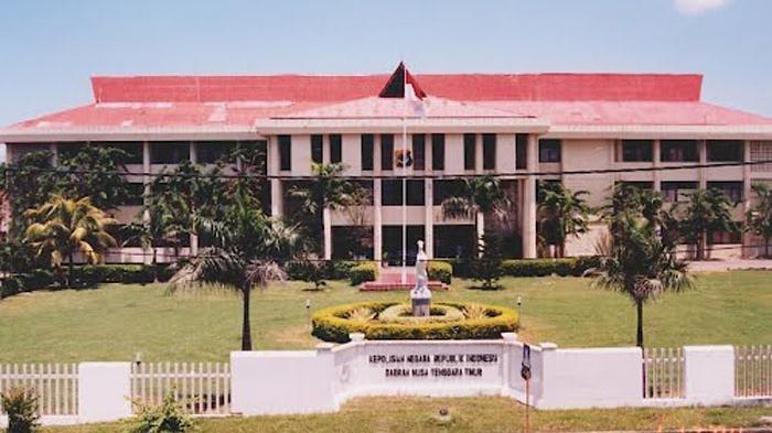 Sejarah Polda NTT atau Kepolisian Daerah Provinsi Nusa Tenggara Timur (NTT) dan Pimpinannya
