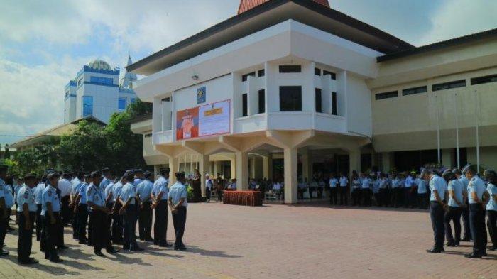Kantor Wilayah Kementerian Hukum dan HAM Provinsi NTT di Kupang, NTT