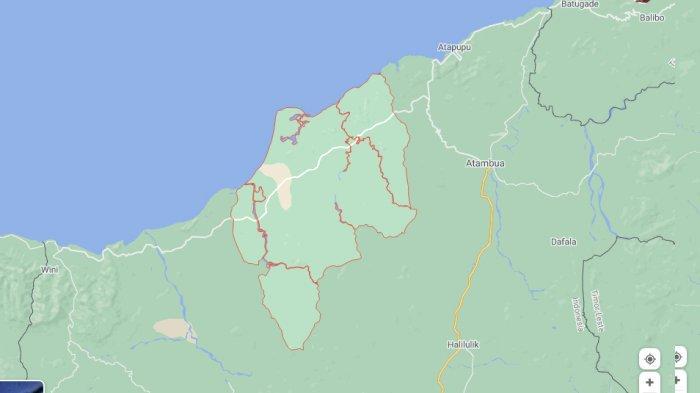 Daftar Desa di Kecamatan Biboki Anleu, Kabupaten Timor Tengah Utara, Provinsi NTT, Indonesia