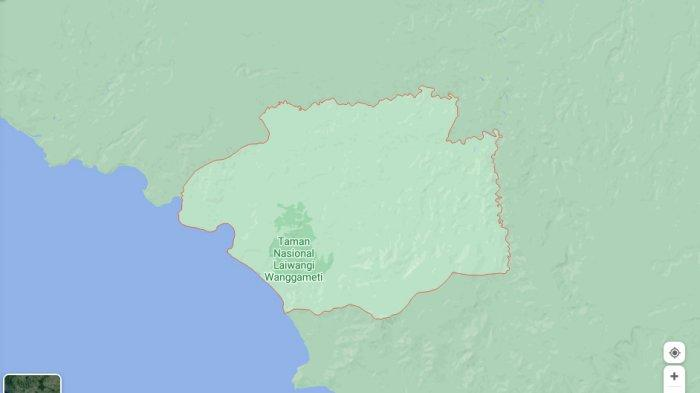 Daftar desa di Kecamatan Tabundung, Kabupaten Sumba Timur, Provinsi NTT, Indonesia