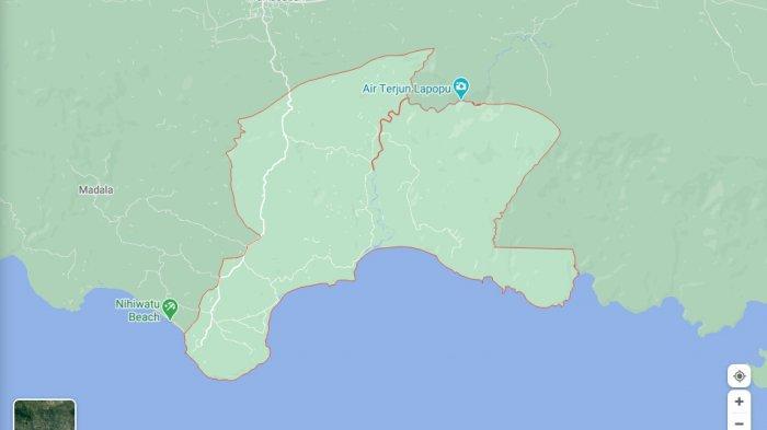Daftar Desa di Kecamatan Wanokaka, Kabupaten Sumba Barat, Provinsi NTT, Indonesia