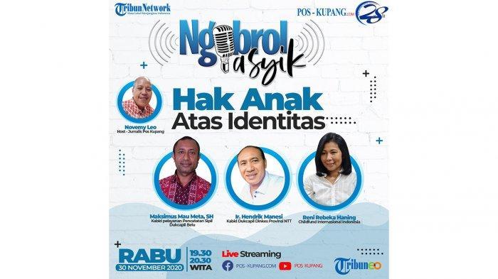 ChildFund International Indonesia Gelar Lokakarya Hak Anak Atas Identitas di Kota Kupang
