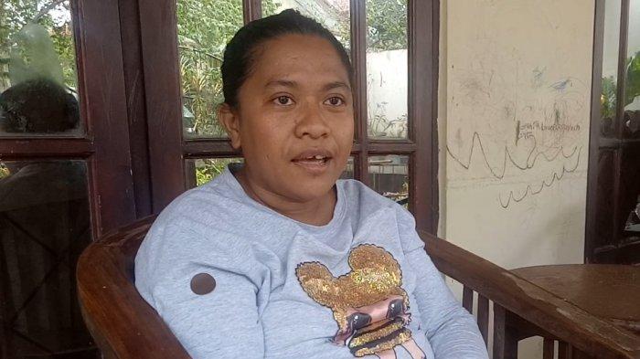 Noura Susantri Pello-Doek, pendamping pasien penyintas gagal ginjal (POS-KUPANG.COM/NOVEMY LEO)
