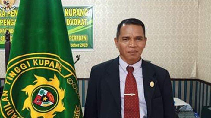 Biodata Obednego A R Djami Ketua LKBH Undarma dan Advokad di Kupang Provinsi NTT