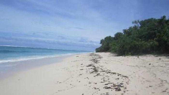 Pantai Bondo Kawango di Kabupaten Sumba Barat Daya Provinsi NTT Indonesia