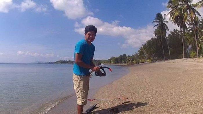 Pantai Krowolon di Kabupaten Sikka