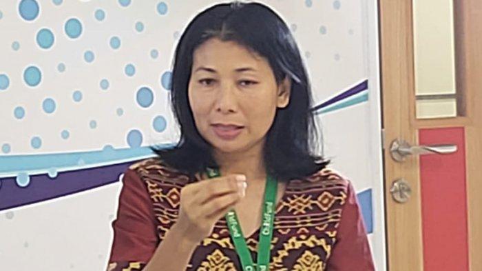 ChildFund Internasional Indonesia, Reni Rebeca Haning, dalam Ngobrol Asyik Pos Kupang dengan tema Hak Anak Atas Identitas, Rabu (3/12/2020).