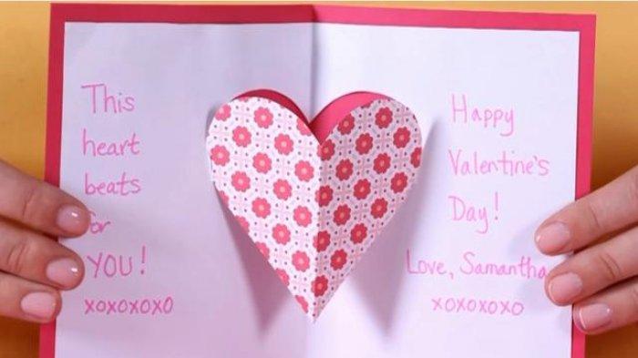 Ucapan Valentine Day dari Romantis hingga Lucu dalam Bahasa Inggris & Bahasa Indonesia
