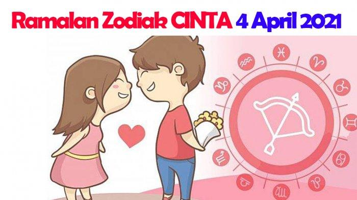 Ramalan zodiak cinta Minggu 4 April 2021, Aquarius Cintamu Dipertanyakan, Virgo Jangan Ragu Terhadap Pasangan