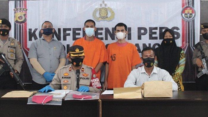 Pria Dua Anak Diduga Perkosa Janda Satu Anak, Ditangkap Polisi di Sabang