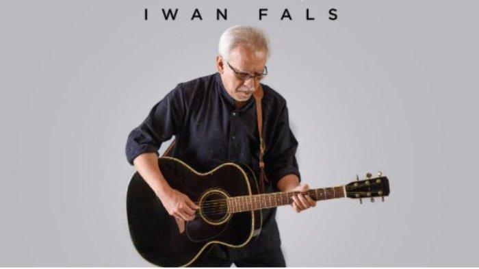 Musisi Virgiawan Listanto atau yang akrab dikenal Iwan Fals meluncurkan album terbaru tepat di hari ulang tahunnya ke-60 tahun, Jumat (3/9/2021).