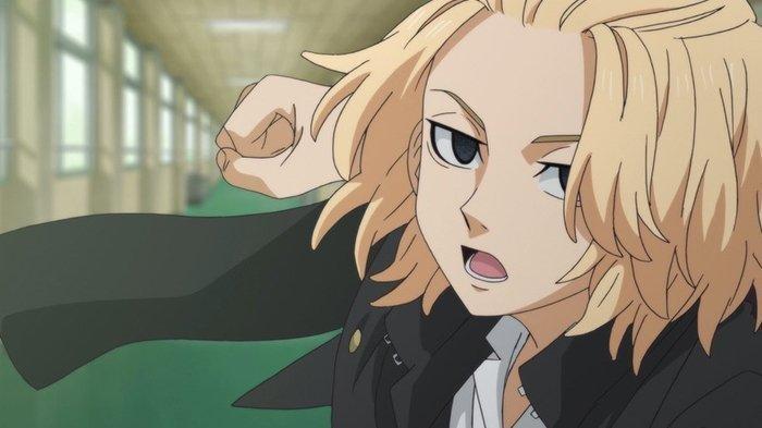 Sano Manjiro alias Mikey, karakter dalam anime Tokyo Revengers.