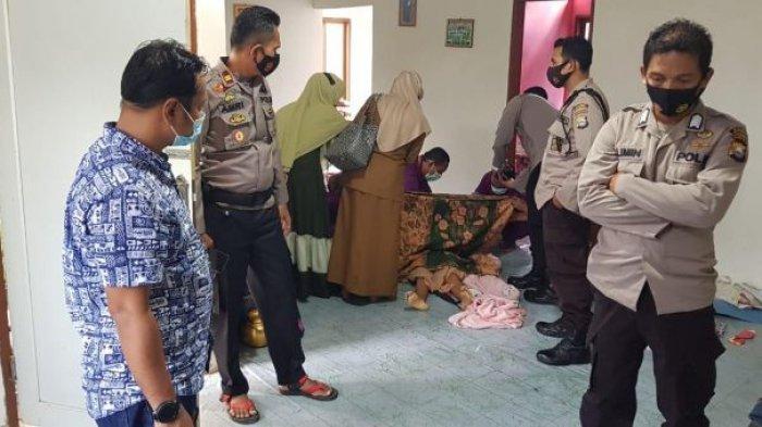 Pembunuh Ibu Kadus Ditangkap di Bandara, Korban Ditikam di Depan Anaknya