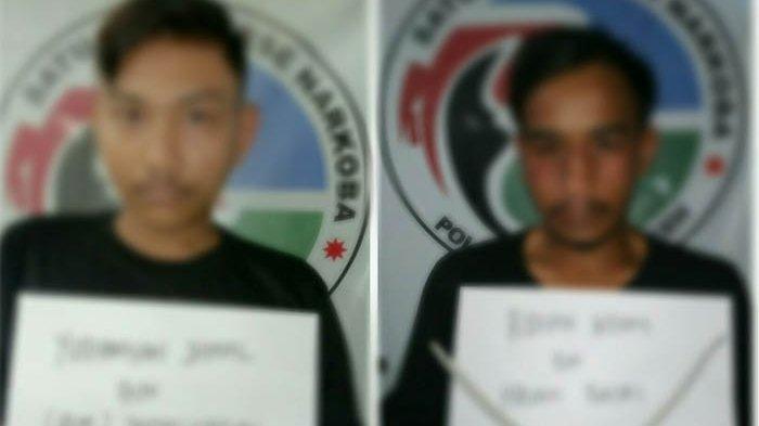 Polisi Ringkus Bandar Sabu, Sita 12 Paket dan Timbangan Digital