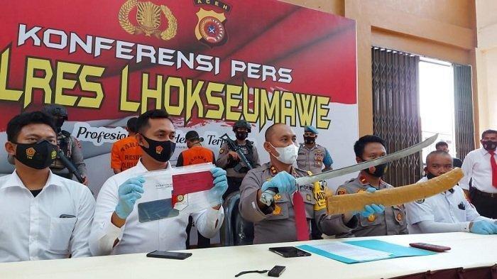 Penyerang Anggota Polisi Ditangkap di Banda Aceh