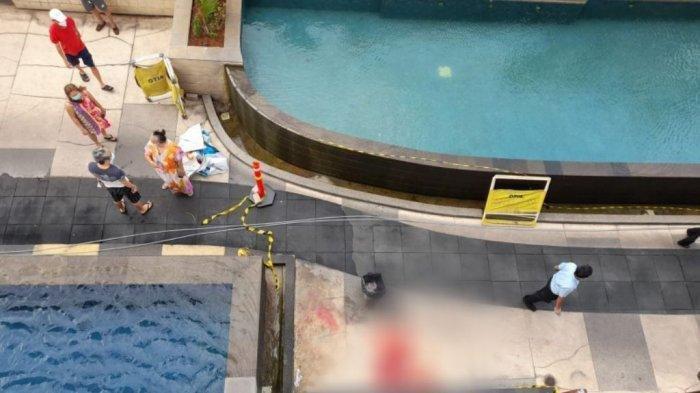 Cerita Saksi Kasus Bunuh Diri di Apartemen, Dengar Rintihan Korban yang Terjun dari Lantai 5