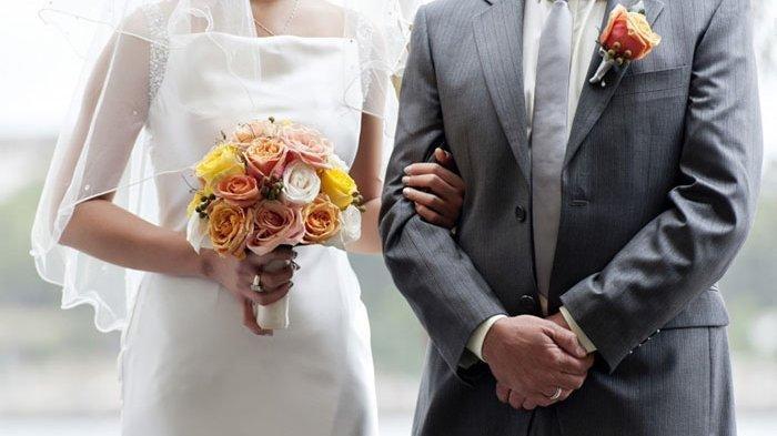 Baru Sah Jadi Suami-Istri Satu Jam, Pasangan Ini Ajukan Cerai, Rupanya Nikah Gara-gara Hal Ini. Foto Ilustrasi pernikahan