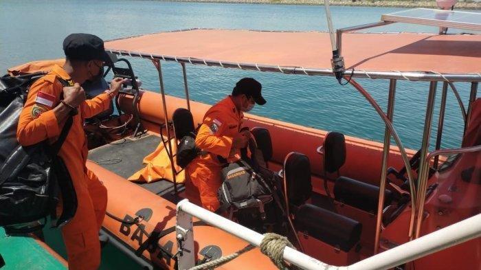 Basarnas Banda Aceh Kerahkan Tim Untuk Mencari Awak Kapal Inkammina yang Jatuh ke Laut