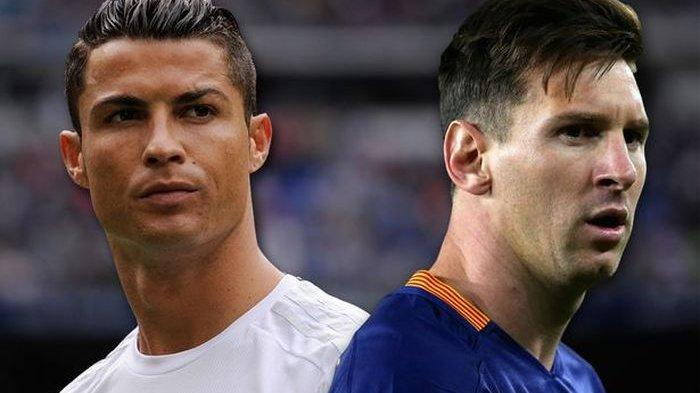 Soal Minuman Soda, Ronaldo Jaga Prinsip, Messi Bintangi Iklan