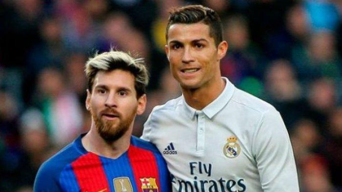 Top Skor Euro 2020 dan Copa America 2021, Ronaldo dan Lionel Messi Diprediksi Bisa Sukses Bersama